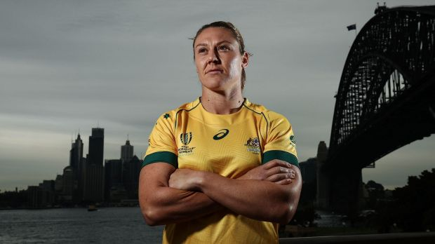 Olympic champion Sharni Williams uses mentor as Wallaroos World Cup inspiration