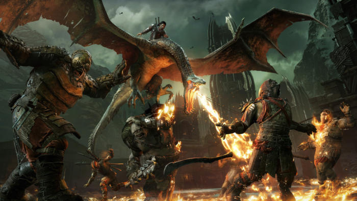 Hands-on: Middle Earth: Shadow of War gets more creative with Tolkien's universe