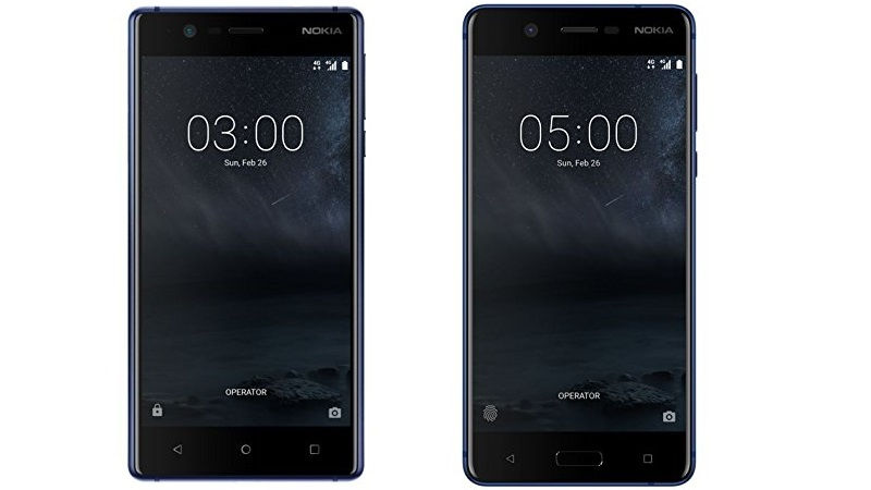 Nokia 3, Nokia 5 Android Phone Pre-Orders Open in the UK