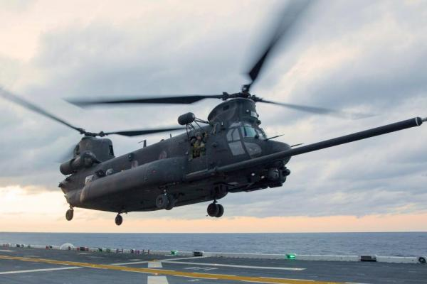 Rockwell Collins to support avionics for 160th 'Night Stalkers' aviation regiment