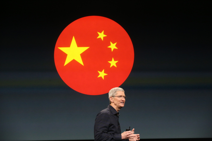 Apple's Greater China business now has its own managing director for the first time