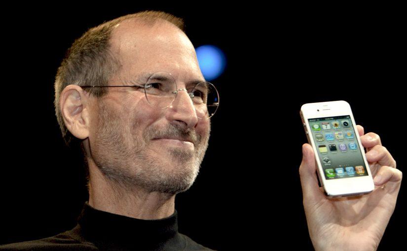 Apple Battles Qualcomm to the Sound of a Steve Jobs Opera
