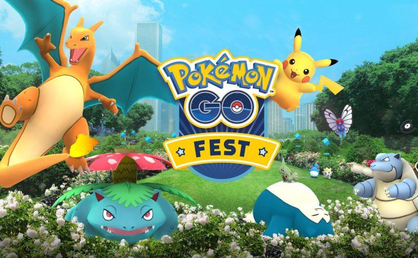 Pokemon Go Fest: When Are the Challenge Windows?
