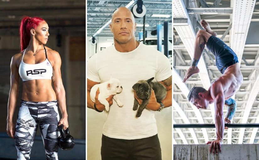 8 fitness Instagrammers to follow for inspiration