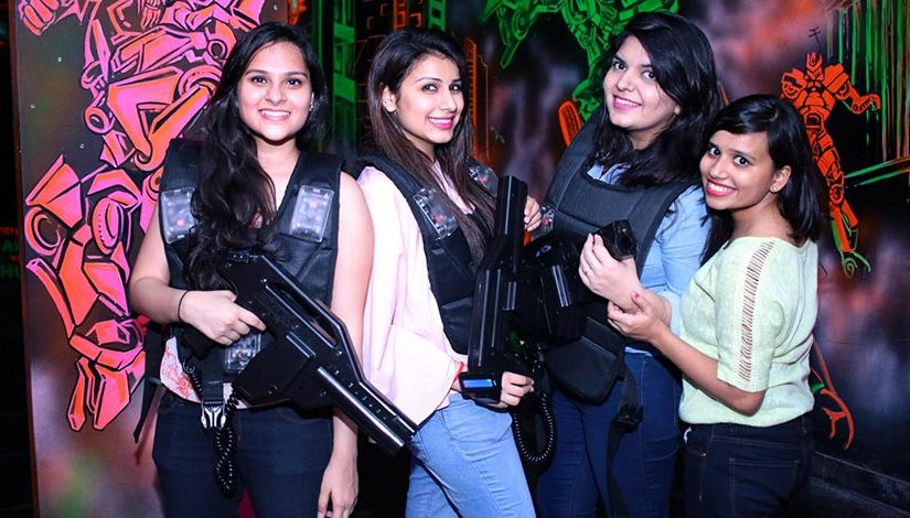 OMG launches second Laser-Tag gaming centre in Gurgaon