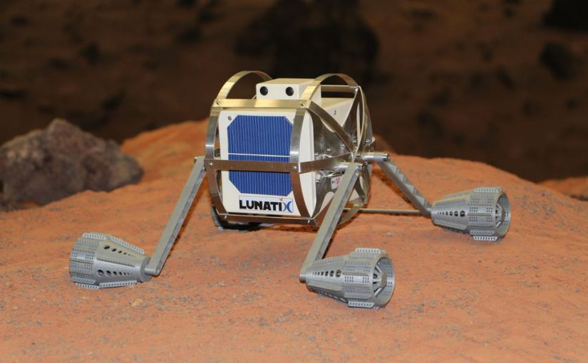 Lunar nanobots could bring AR gaming to the moon