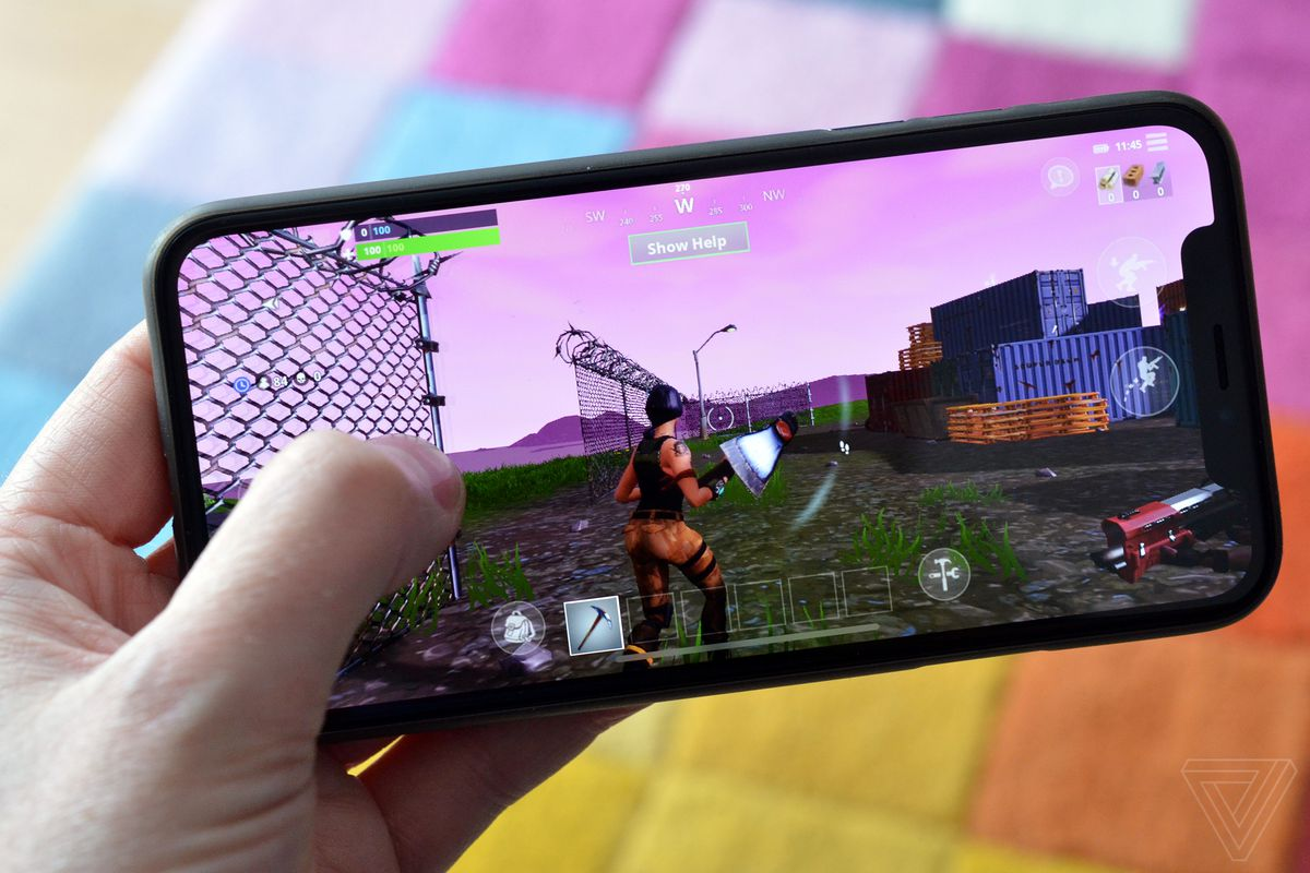 how to play fortnite mobile version on pc