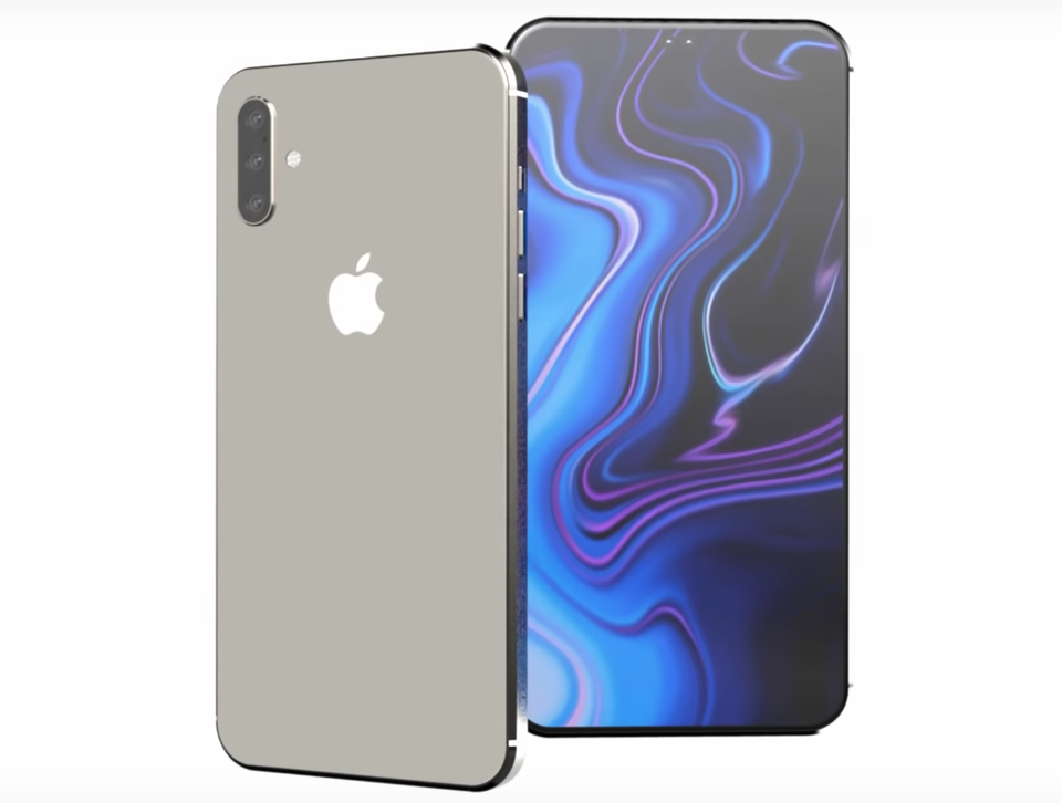 Apple Leak Reveals Radical New iPhone - knowtive
